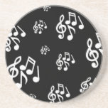 Music Keys Coaster