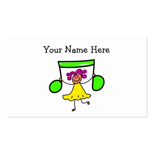 Kid Business Card Template Images Business Cards Psd Ai - Kid business card template