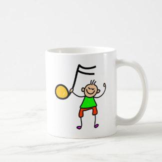Music Kid Coffee Mug