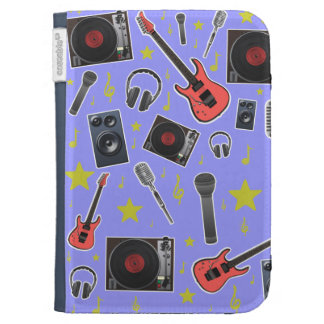 MUSIC KINDLE CASE