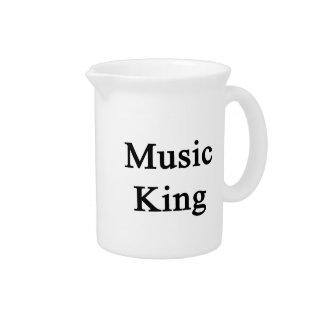 Music King Beverage Pitcher