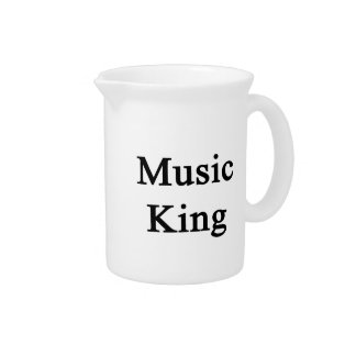 Music King Drink Pitchers