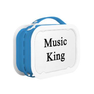 Music King Lunch Box