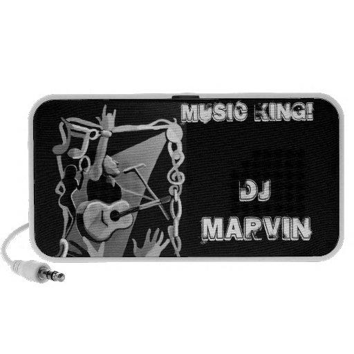 Music King! Portable Speaker! Portable Speaker