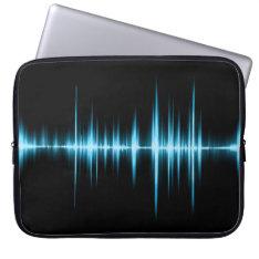 Music Laptop Sleeve at Zazzle
