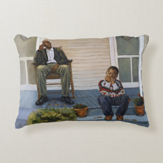 Music Lesson #3 2000 Decorative Pillow