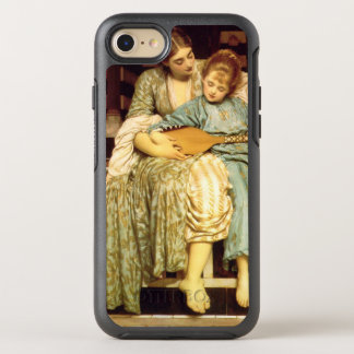 Music Lesson Frederic Leighton OtterBox Symmetry iPhone 7 Case