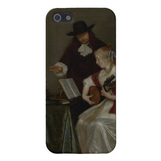 Music Lessons iPhone SE/5/5s Cover