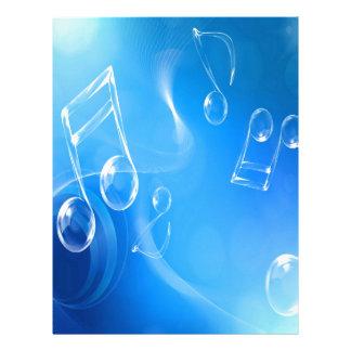 Music Letterhead
