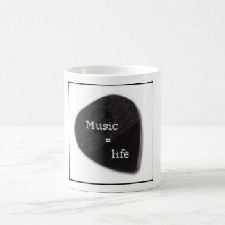 Music=Life Mug
