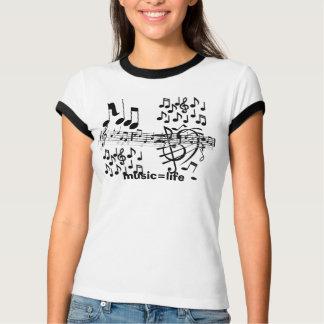 Music=Life Playera