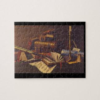 Music & Literature', William_Art of America Jigsaw Puzzle