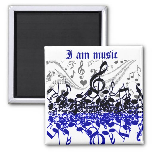 Music Lives_ Magnets