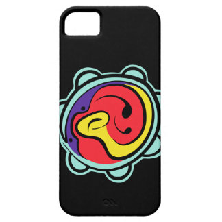 Music logo Design iPhone case