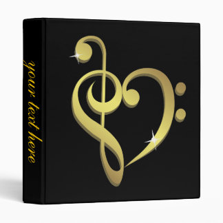 Music love binder