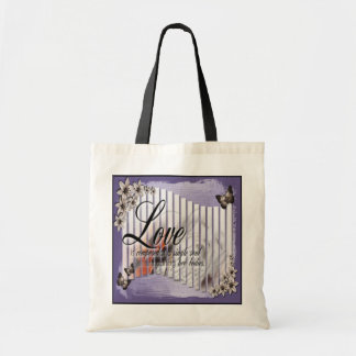 Music & Love - Budget Tote