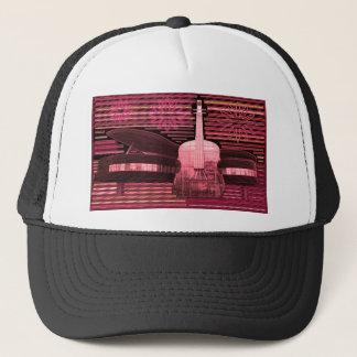 Music Love Inspiration Trucker Hat