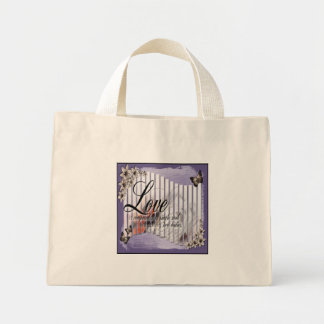 Music & Love - Tiny Tote