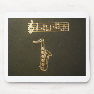 Music Lovely Music Mouse Pad