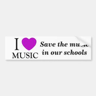 Music Lover_ Bumper Sticker