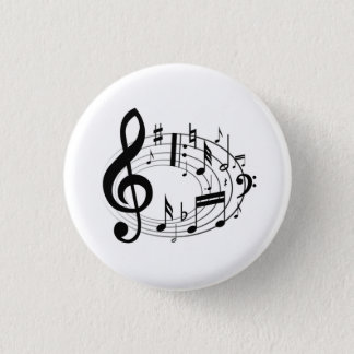 Music Lover Button