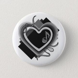 Music Lover Button