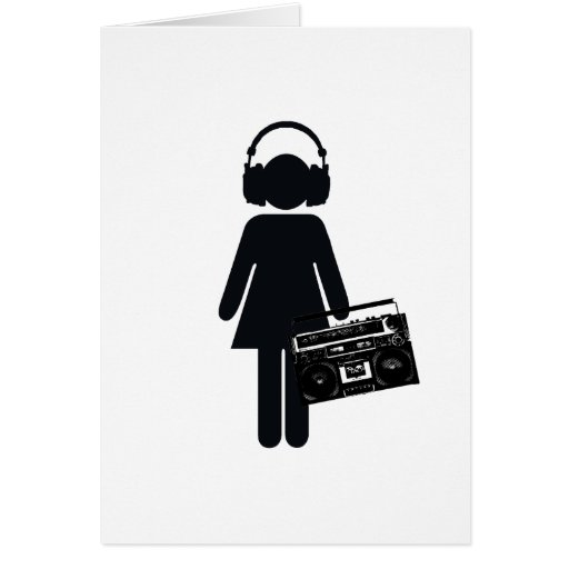 Music Lover Card