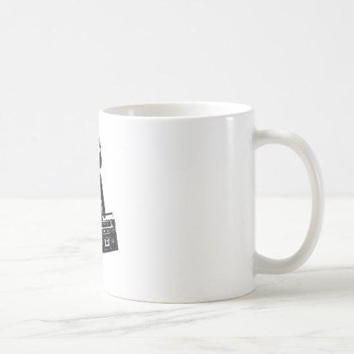 Music Lover Classic White Coffee Mug