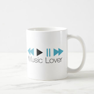 Music Lover Coffee Mug