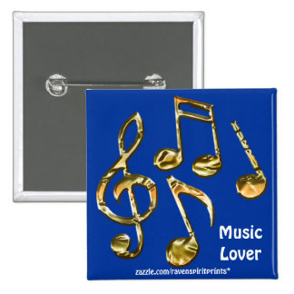MUSIC LOVER Collection Pins
