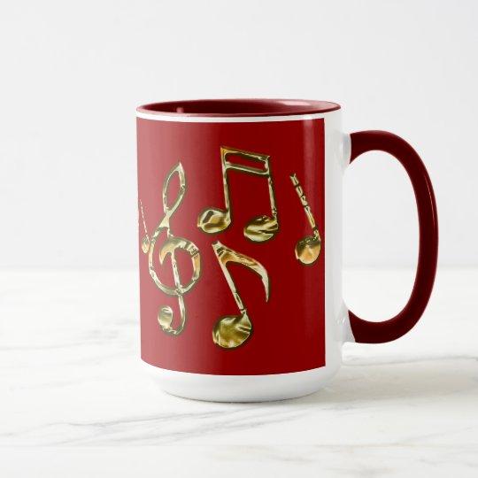 MUSIC LOVER Collection Mug