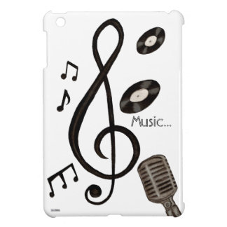 Music Lover Cover For The iPad Mini