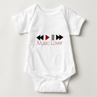 Music Lover Infant Creeper