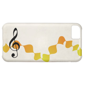 music lover iPhone 5C cover
