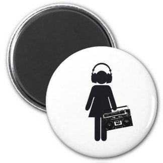 Music Lover Magnet