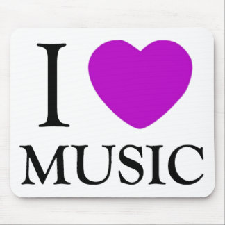 Music Lover_ Mouse Pad