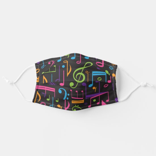 Music Lover Musician Band Director Cloth Face Mask