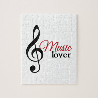 Music Lover Puzzle