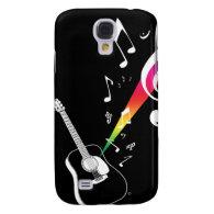 Music Lover! Samsung Galaxy S4 Case