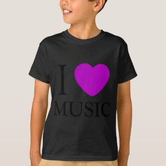 Music Lover_ T-Shirt