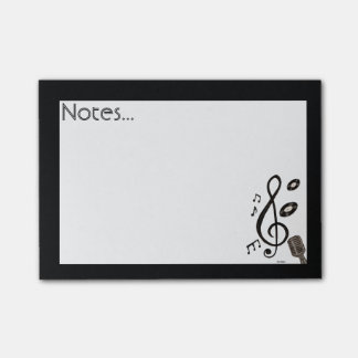 Music Lover Post-it® Notes