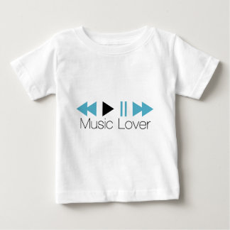 Music Lover Tee Shirt