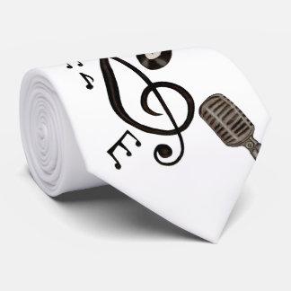 Music Lover Tie