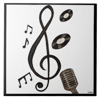 Music Lover Tile