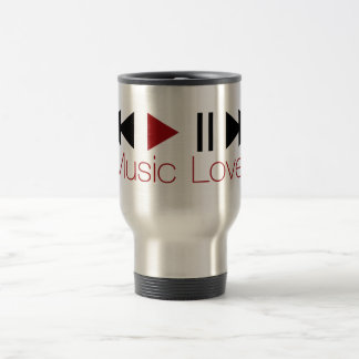 Music Lover Travel Mug
