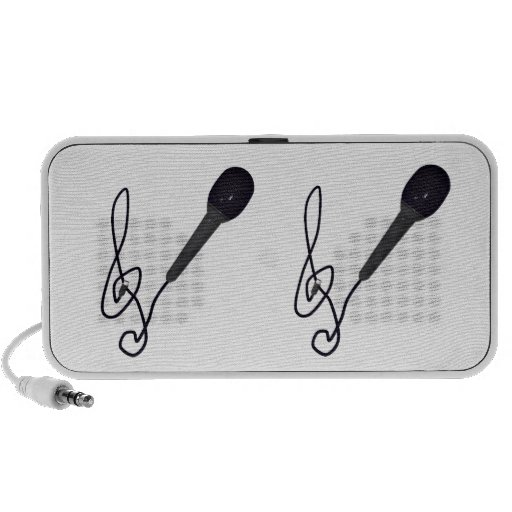 music lover travelling speakers