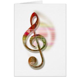 Music Lovers 2 Card