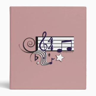 Music Lover's Binder
