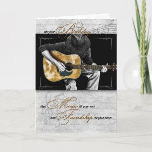 Music Lover Birthday Cards