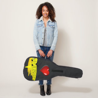 Music lovers guitar case